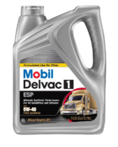 Моторное масло синт. Mobil Delvac 1™ ESP 5W-40