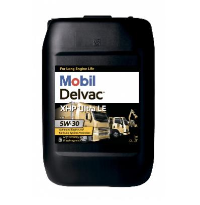 Синтетическое моторное масло Mobil Delvac™ XHP Ultra LE 5W-30