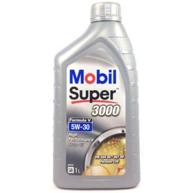 Масло моторное Mobil Super™ 3000 Formula V 5W-30
