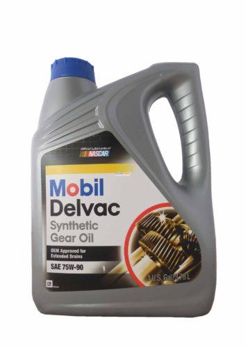 Трансмиссионное масло синтетическое Mobil Delvac™ 1 Gear Oil 75W-90