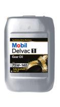 Масло трансмиссионное для мостов Mobil Delvac™ 1 Gear Oil 75W-140