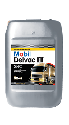 mobil delvac 1 shc 5w 40 oil spotoil spot. Black Bedroom Furniture Sets. Home Design Ideas