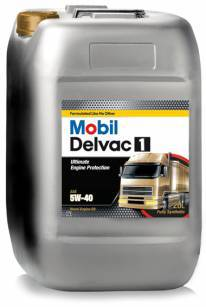 Масло синтетическое моторне Mobil Delvac™ 1 5W-40