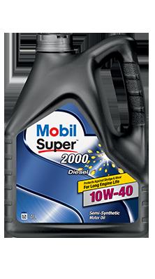 Масло моторное Mobil Super™ 2000 X1 Diesel 10W-40