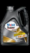 Масло моторное синтетическое Mobil Super™ 3000 X1 5W-40