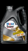 Моторное масло синтетическое Mobil Super™ 3000 X1 Diesel 5W-40