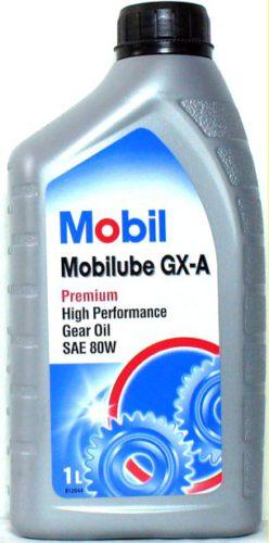 Трансмиссионное масло Mobilube™ GX-A 80W