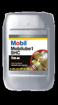 Трансмиссионное масло синтетическое Mobilube™ 1 SHC 75W-90