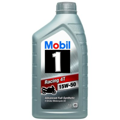 Масло моторное Mobil 1™ Racing 4T 15W-50