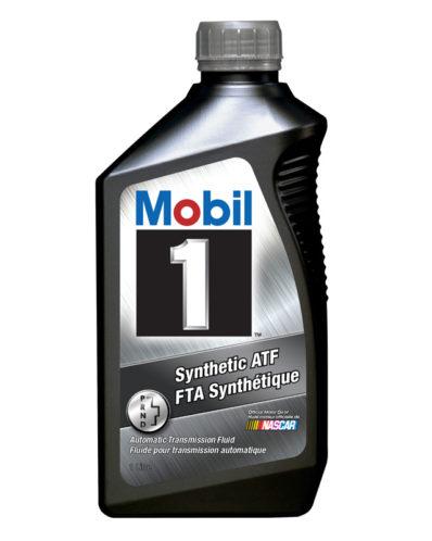 Масло трансмиссионное для АКПП Mobil 1™ Synthetic ATF