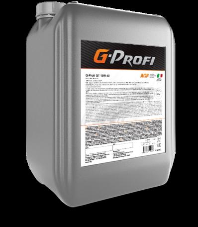 Моторное масло G-PROFI GT 10W-40
