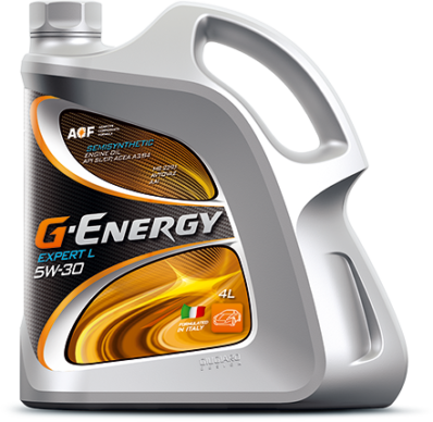 Масло моторное G-ENERGY EXPERT L 5W-30