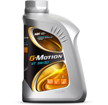 G-MOTION 4T 5W-30