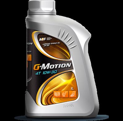 G-MOTION 4T 10W-30