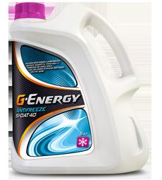 Антифриз G-ENERGY ANTIFREEZE SI-OAT