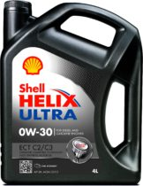 Масло моторное SHELL HELIX ULTRA ECT C2/C3 0W-30