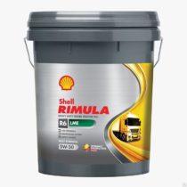 Моторное масло синтетическое SHELL RIMULA R6 LME 5W-30 (E7, 228.51)