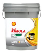 Моторное масло SHELL RIMULA R4 L 15W-40