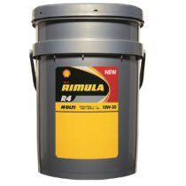 Моторное масло для грузовых авто SHELL RIMULA R4 MULTI 10W-30