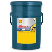 Масло моторное SHELL RIMULA R5 M 10W-40