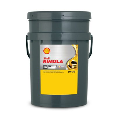 Масло моторное синт. SHELL RIMULA R6 ME 5W-30 (E4, 228.5)