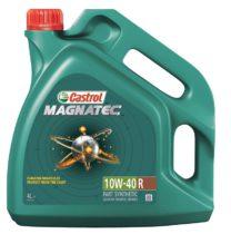 Масло моторное CASTROL MAGNATEC 10W-40 R
