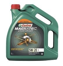 Моторное масло синтетическое CASTROL MAGNATEC STOP-START 5W-20 E