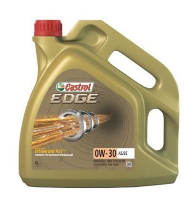 Масло моторное синтетическое CASTROL EDGE 0W-30 A5/B5