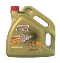Масло моторное синт. CASTROL EDGE 5W-40