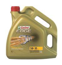 Синтетическое моторное масло CASTROL EDGE 5W-30 LL