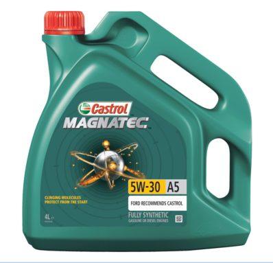Масло моторное синт. CASTROL MAGNATEC 5W-30 A5