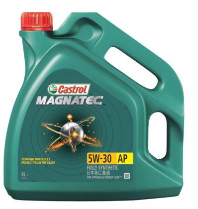 Масло моторное синтетическое CASTROL MAGNATEC 5W-30 AP