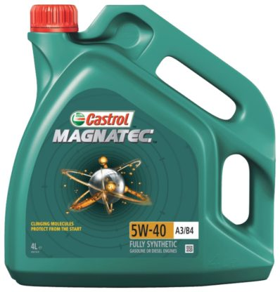 Моторное масло синт. CASTROL MAGNATEC 5W-40 A3/B4