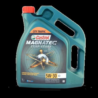 Моторное масло синт.CASTROL MAGNATEC STOP-START 5W-30 C3