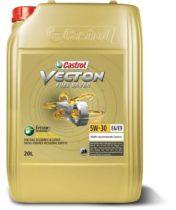 Моторное масло синтетическое CASTROL VECTON Fuel Saver 5W-30