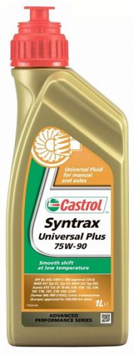 Масло трансмиссионное CASTROL SYNTRAX UNIVERSAL PLUS 75W-90