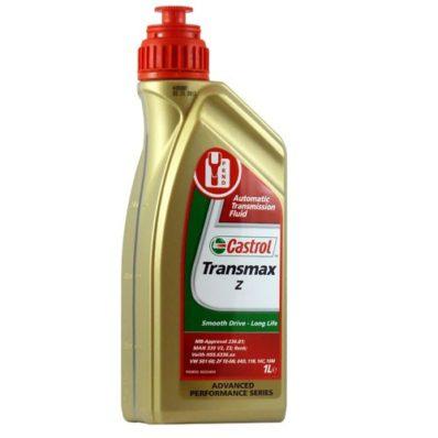 Масло трансмиссионное для АКПП CASTROL TRANSMAX Z