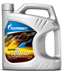 Масло моторное Gazpromneft Super 10W-40