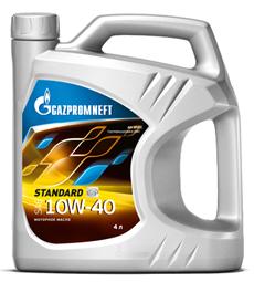 Масло моторное Gazpromneft Standard 10W-40