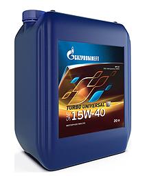 Масло моторное Gazpromneft Turbo Universal 15W-40