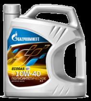 Масло моторное Gazpromneft Ecogas 10W-40