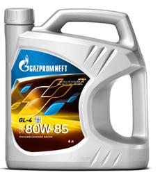 Масло трансмиссионное Gazpromneft GL-4 80W-85
