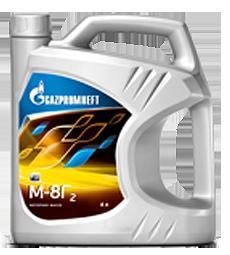 Масло моторное Gazpromneft М8Г2
