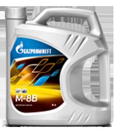 Масло моторное Gazpromneft М8В