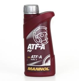 Масло гидравлическое MANNOL ATF-A PSF