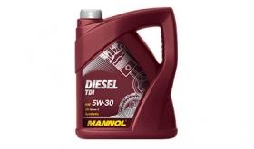Моторное масло MANNOL Diesel TDI 5W-30