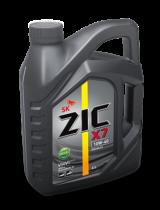 Моторное масло синтетическое ZIC X7 DIESEL 10W-40