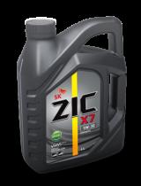 Моторное синтетическое масло ZIC X7 DIESEL 5W-30