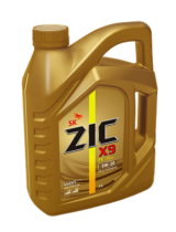 Масло моторное синт. ZIC X9 FE 5W-30