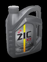 Синтетическое моторное масло ZIC X7 LS 5W-30